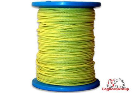 arame ondulado nylon plastificado