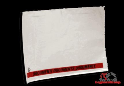 envelope adesivo porta-documentos packing list