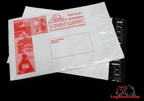Envelope De Segurança Não Numerado Bag Plus