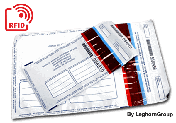 Envelope De Segurança RFID