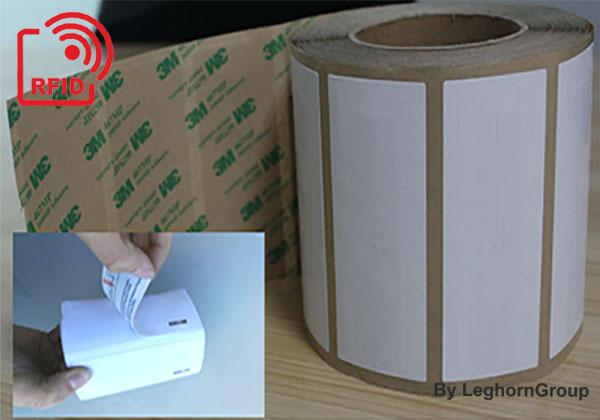 Etiqueta Windshield Tag RFID UHF