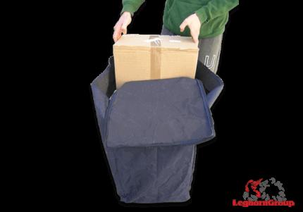 mala proteção volumes caixas lyon