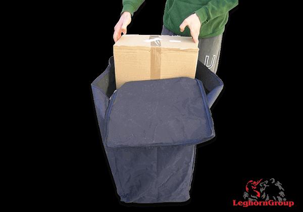 Mala De Proteção Para Volumes E Caixas Lyon