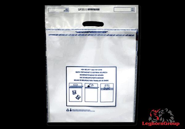 Saco De Segurança Para Transporte De Valores COIN BAG