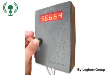 selo eletrónico e-lock standard