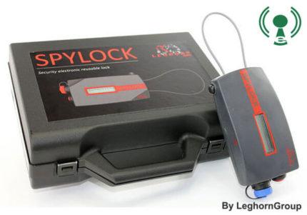 selo eletrónico spylock