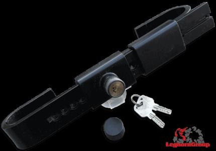 selo metálico camião cargo door lock