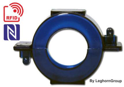 selo plástico contadores connection lock rfid
