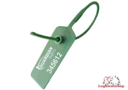selo plástico regulável para saídas de emergência twiggyseal 22x250mm