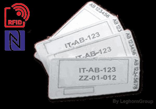 Selo Plástico RFID PALLETSEAL