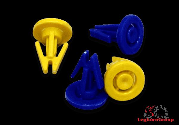 Selo Plástico Tipo âncora TOTEBOXSEAL 17×14 Mm