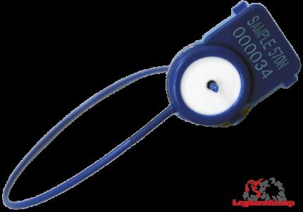 selo plástico regulável para condadores alcyoneseal 1x161mm