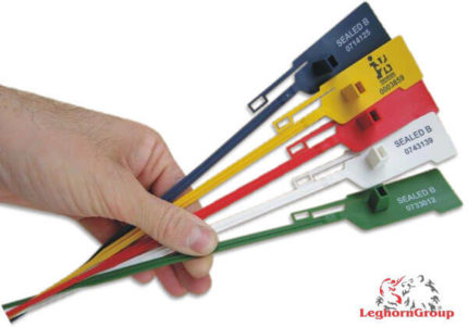 selo segurança plástico regulável easytight 6x294mm