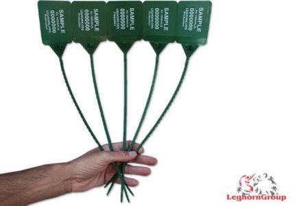 selo segurança plástico regulável heraklis 5x298mm