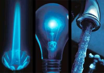 Contadores: Água, Luz, Gás
