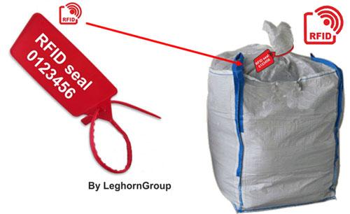 sigilli rifd big bag fanghi esempio